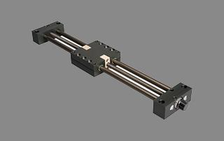 SLT-PL直线滑动平台